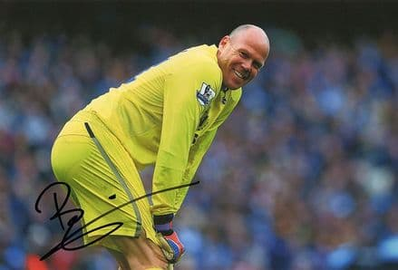 Brad Friedel, Tottenham Hotspur, United States, signed 12x8 inch photo.