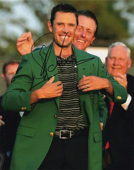 Charl Schwartzel, Masters 2011 Augusta National, signed 10x8 inch photo.