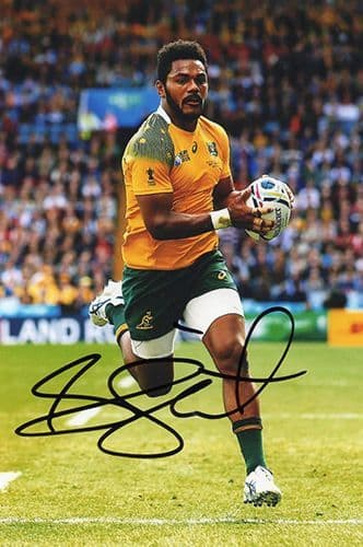 Henry Speight, Australia, signed 6x4 inch photo.