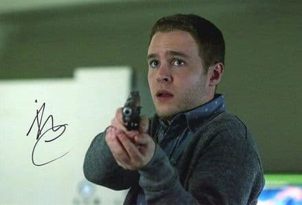 Iain De Caestecker, Marvel's Agents of S.H.I.E.L.D. actor, signed 12x8 inch photo.