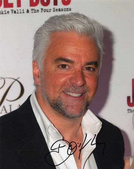John O'Hurley, Seinfeld, signed 10x8 inch photo.