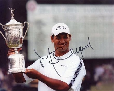 Michael Campbell, US Open Championship 2005, signed 10x8 inch photo.