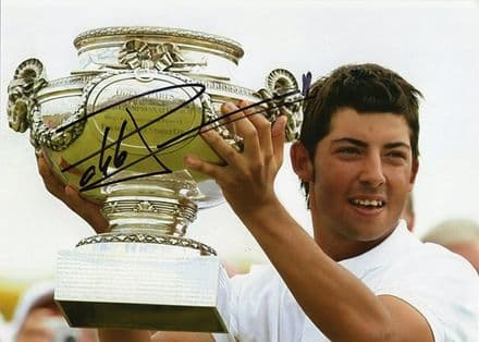 Pablo Larrazabal, Spanish golfer, signed 8x6 inch photo.