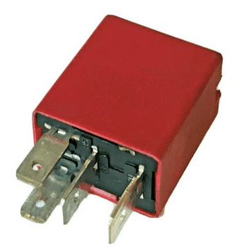 46520412 Genuine Fiat Alfa Lancia Models 1995 to 2012 Multi Use 4-Pin Red Relay 232005 30A B047E