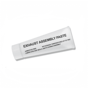 Exhaust Silencer Assembly Paste Asbestos Free Fire Gum Putty Sealer140g Tube