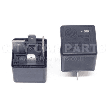 Fiat Alfa Romeo Model 2000 to 2016 4-Pin Multi-Use Black Relay E 46520429 50A A727 692