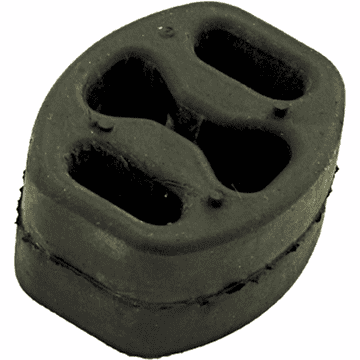 FIAT VOLVO SEAT IVECO LANCIA EXHAUST RUBBER MOUNT RUBBER EMR067