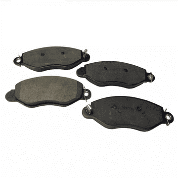 Ford Transit 2.4 Models 2000 To 2006 Mk6 Front Brake Pads Rear Wheel Drive