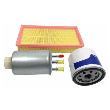 Ford Transit Connect Filter Service Kit Oil Air Fuel 1.8 90 / 115 2002 To 2005