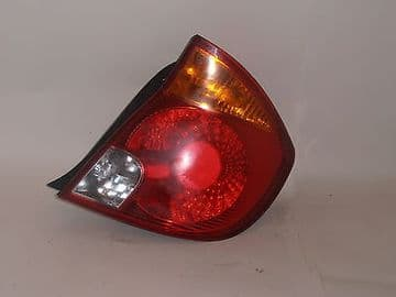 HYUNDAI ACCENT MODELS 2000 TO 05 REAR PASSENGER SIDE LAMP LIGHT CLUSTER LAMP