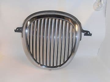 JAGUAR S TYPE MK1 MODELS FROM 1997 TO 2005 FRONT BUMPER RADIATOR GRILL CHROME