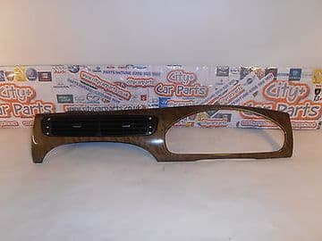 JAGUAR X TYPE MODELS FROM 2001 TO 2008 INTERIOR DASHBOARD AIR VENT PANEL FASCIA