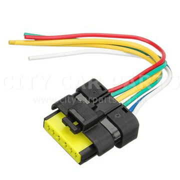Nissan Micra K12 Models 2003 to 2010 Rear Light Wiring Harness Multi plug Repair Kit
