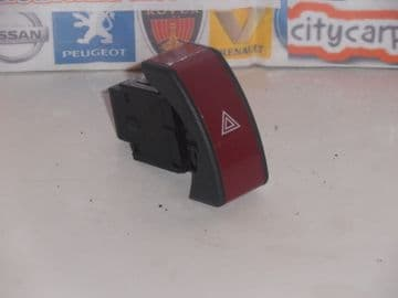 VAUXHALL CORSA C MODELS FROM 2000 TO 2006 HAZARD WARNING SWITCH
