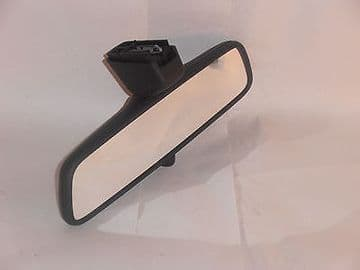 VAUXHALL VECTRA C MODELS 2002 TO 2005 INTERIOR REAR VIEW MIRROR LONG NECK TYPE