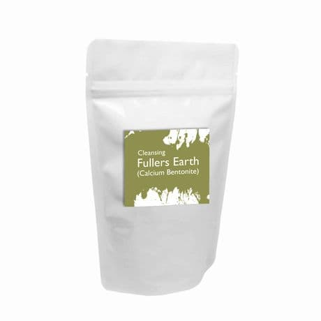 Fullers Earth is a natural cleanser and detox for the hair, face and body