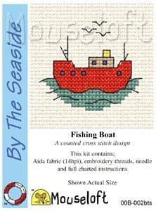 Mouseloft  Fishing Boat
