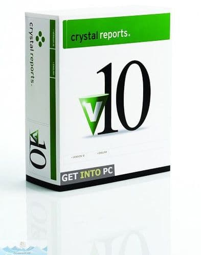 Crystal Reports 10 Professional Full Product