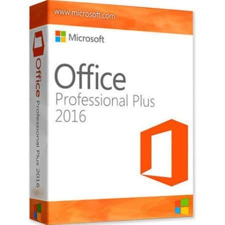 Microsoft Office 2016 Pro Plus 3pc's  Download