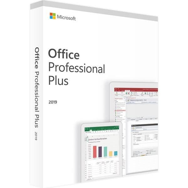 Microsoft Office 2019  Professional Plus - Windows