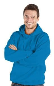 Adult  Electric Blue Hoodie - Design Your Own from