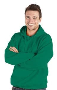 Adult  Kelly Green Hoodie - Design Your Own from