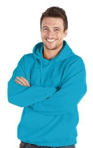 Adult  Turquoise Hoodie - Design Your Own from