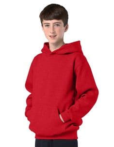 Children's Red Hoodie Design Your Own from