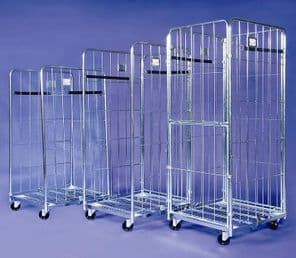 1520mm Demountable Roll Cage