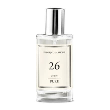 FM 26 Pure Perfume for Women - 50ml Parfum