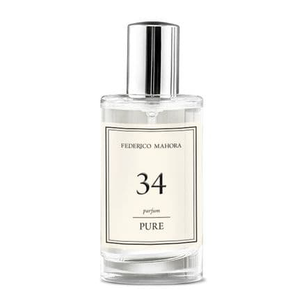 FM 34 Pure Perfume for Women - 50ml Parfum