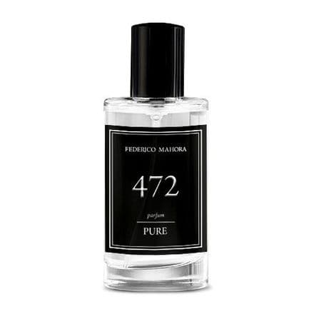FM 472 Pure Fragrance - 50ml Parfum