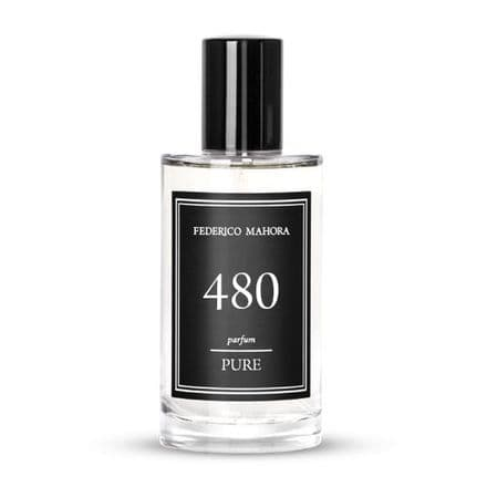 FM 480 Pure Perfume for Men - 50ml Parfum