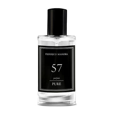 FM 57 Pure Perfume for Men - 50ml Parfum