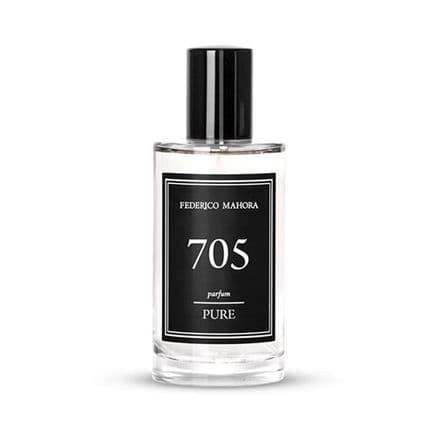 FM 705 Pure Perfume for Men - 50ml Parfum