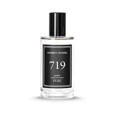 FM 719 Pure Perfume for Men - 50ml Parfum