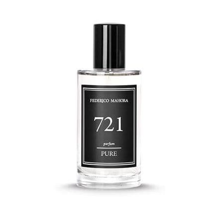 FM 721 Pure Perfume for Men - 50ml Parfum