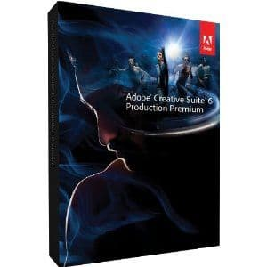 Adobe  CS6  Production Premium - Mac -