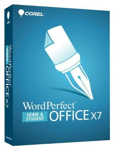 WordPerfect Office X7 Standard - Home & Student - ESD