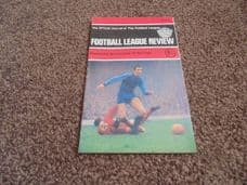 Football League Review, Volume 2 Number 32