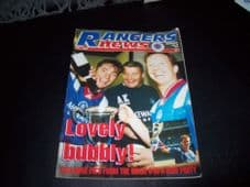 Rangers News, No. 1101