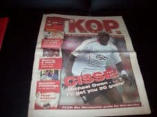 The Kop, Issue 125