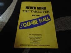 The Square Ball, 2012-13 Issue 4