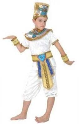 Boys Egyptian Prince Costume
