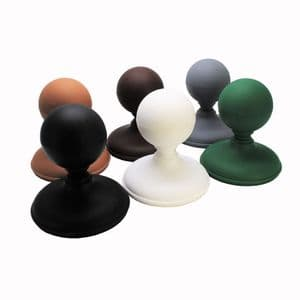 Fence Finial, Round/Sphere Shape  &  4