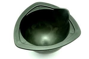 Rubber Investment Mixing Bowl, 115mm. Wax Casting, Jeweller, Dentist, Cast.