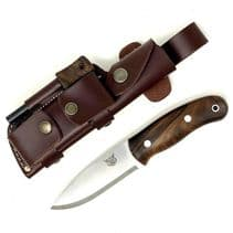 MKII TBS Lynx Bushcraft Knife - DC4 & Firesteel Variant - TW