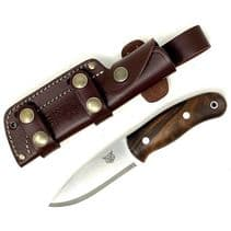 MKII TBS Lynx Bushcraft Knife - Turkish Walnut